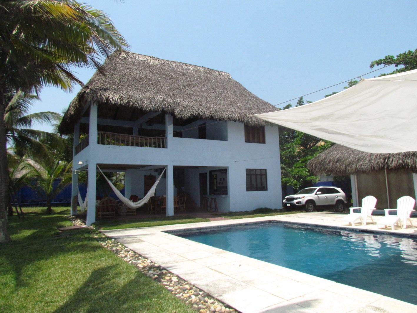 Casa frente al mar ganga US$115,000.00