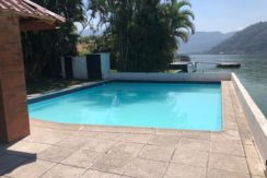 Amatitlan frente al lago US$105000
